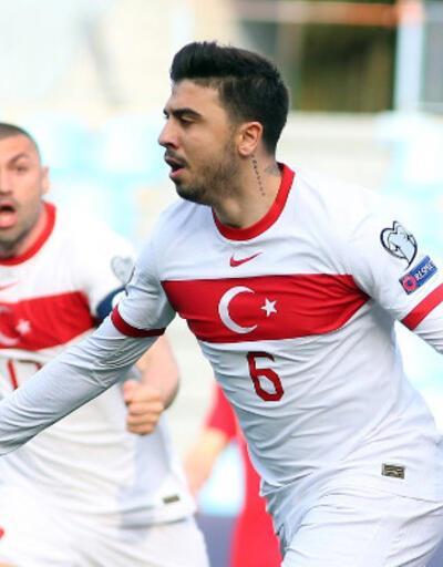 Son dakika... Ozan Tufan: Futbolu iki yönlü oynayamamak beni mutsuz eder