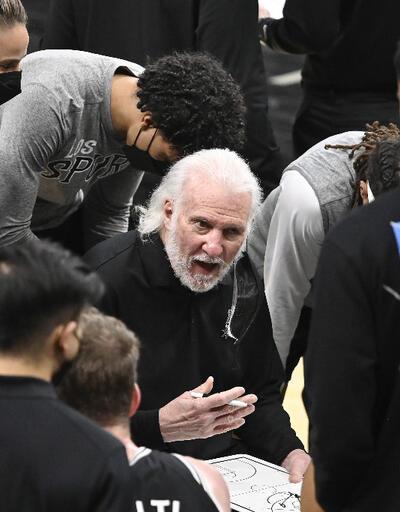 Gregg Popovich NBA tarihine geçti