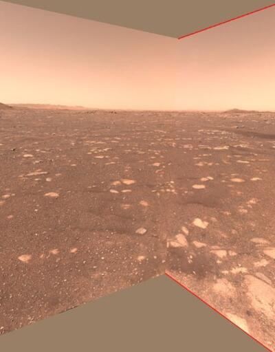 NASA'dan yeni Mars fotoğrafları: Buzla kaplı kum tepeleri görüntülendi