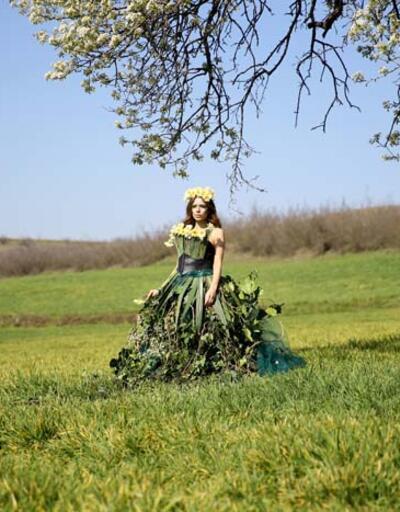 """'Kuştepe'nin turizm elçisi"""" köyünü fotoğrafçılar için cazip hale getiriyor"""