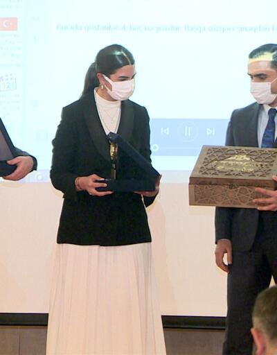 Azerbaycan'dan CNN TÜRK'e ödül