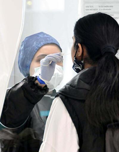 İstanbul'da iki havalimanında 469 bin yolcu PCR testi yaptırdı, 4 bin 875 test pozitif çıktı