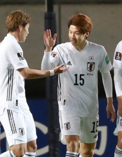 Japonya 14-0Moğolistan MAÇ ÖZETİ