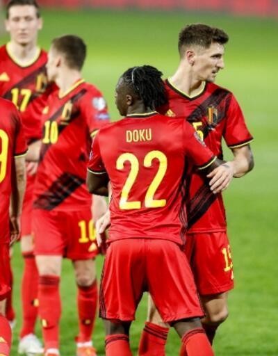 Belçika'dan 8, Hollanda'dan 7 gol