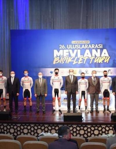 Pedallar uluslararası Mevlana bisiklet turu için çevrilecek
