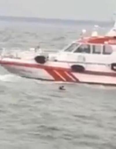 Batan balıkçı teknesindeki 3 kişi kurtarıldı