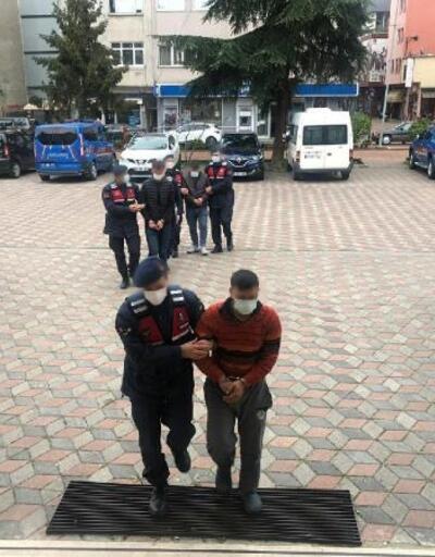 Kablo hırsızlığına 3 tutuklama
