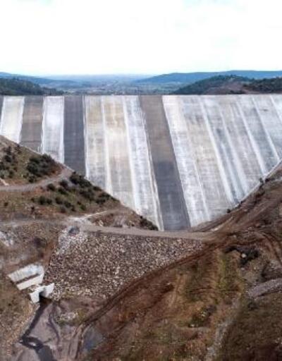 Musacalı Barajı'nın planlanandan erken tamamlanıp su tutmaya başlayacak