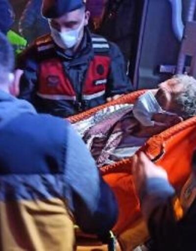 Trabzon'da kayıp parkinson hastası bulundu