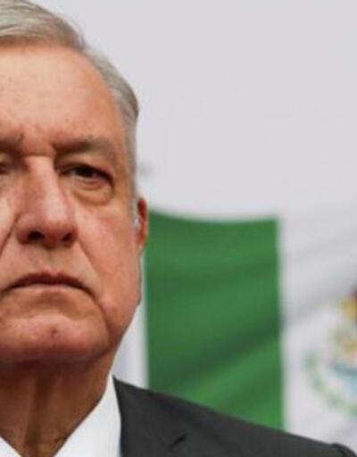 Meksika Devlet Başkanı Lopez Obrador, şimdilik Kovid-19 aşısı olmayacağını açıkladı