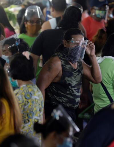 Filipinler'de COVID-19 yasağını ihlal ettiği için '300 squat' cezası alan adam hayatını kaybetti