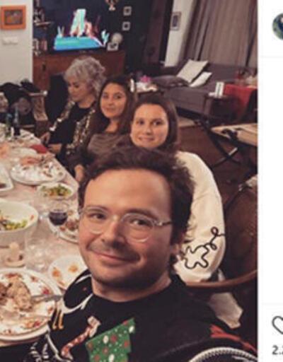 Müjde Ar kardeşi Mehtap Ar'ın doğum gününü kutladı