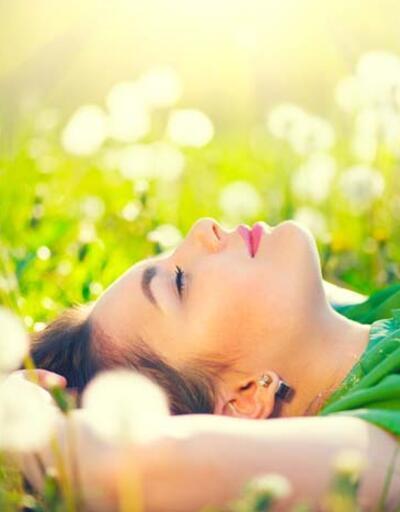 Baharı beklerken psikolojiniz bozulmasın