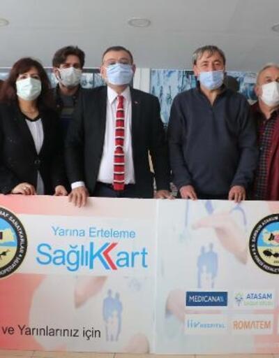 Samsun'da, 'Yarına Erteleme Sağlık Kartı'projesi