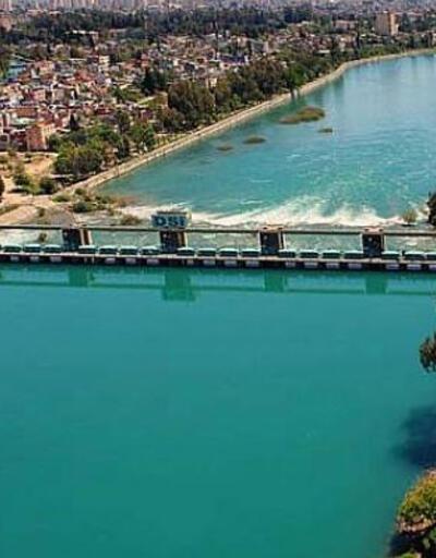 Seyhan Barajı ekonomiye 78 milyar lira katkı sağladı