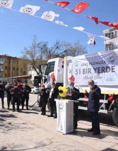 Keşan Belediyesi araç filosunu genişletiyor