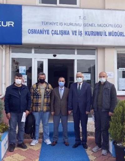 Osmaniye İŞKUR, 3 ayda 2 bin 443 kişiyi işe yerleştirildi