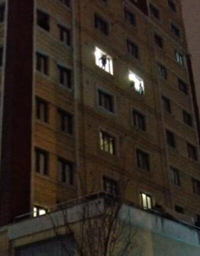 """""""Kimse benimle ilgilenmiyor"""" diyerek 5'inci kattan atlayan kadın, hava yastığı sayesinde kurtuldu"""