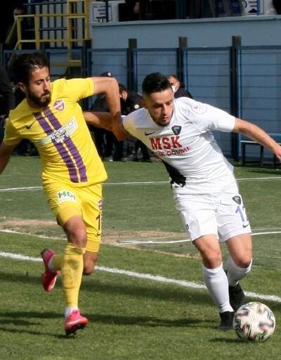Karacabey Belediyespor, Elazığspor maçına odaklandı