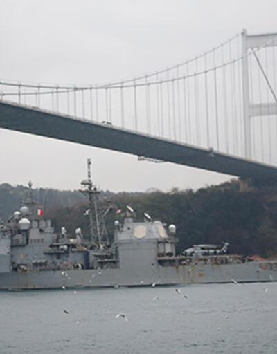SON DAKİKA... Dışişleri Bakanlığı açıkladı: ABD, 2 savaş gemisini Karadeniz'e gönderiyor