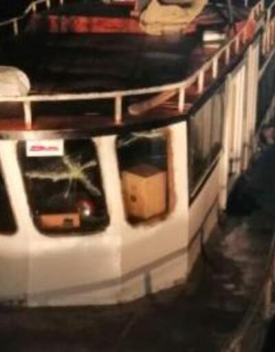 Van Gölü'nde teknede 20 kaçak göçmen yakalandı