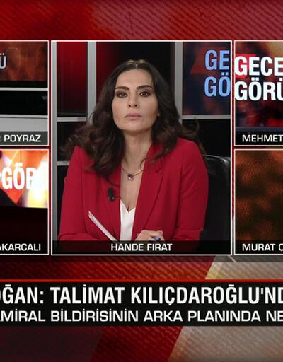 Ayasofya imamı neden görevden ayrıldı? Erdoğan CHP'yi neden adres gösterdi? Kanal İstanbul, Montrö'ye karşı mı? Gece Görüşü'nde konuşuldu