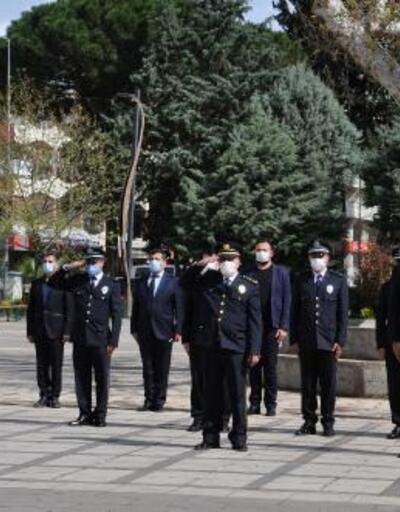 İslahiye'de, Türk Polis Teşkilatı'nın yıl dönümü kutlandı