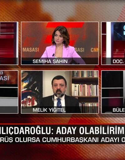 Millet İttifakı Kılıçdaroğlu'nu aday gösterir mi? Karadeniz'de savaş kapıda mı? CNN TÜRK Masası'nda konuşuldu