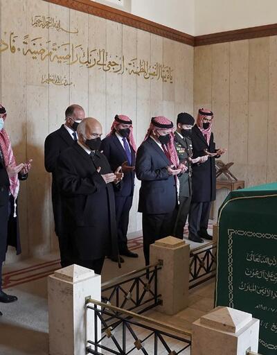 Ürdün Kralı ve eski Veliaht Prensi Hamza, krizin ardından birlikte görüntülendi