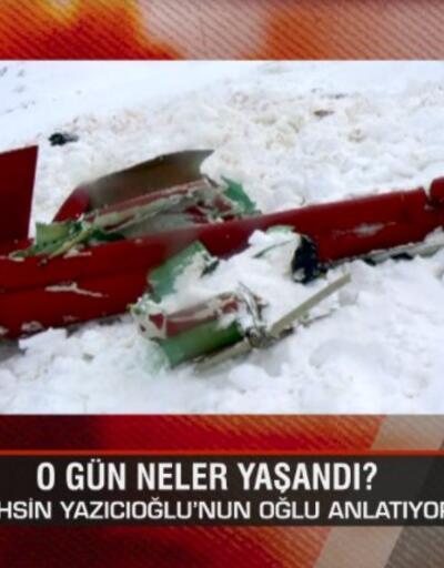 Furkan Yazıcıoğlu: Elimizde radar kayıtları var