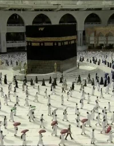 Mescid-i Haram ve Mescid-i Nebevi'de teravih 10 rekat kılınacak