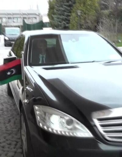 Libya'dan 14 bakan Ankara'da
