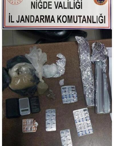 Jandarmadan uyuşturucu operasyonu: 3 tutuklama
