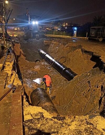 Hatay'da 10 bin tonluk depoda bağlantılar tamamlandı