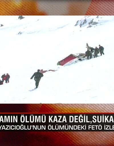 Muhsin Yazıcıoğlu'un ölümündeki FETÖ izleri ne? Fatih Furkan Yazıcıoğlu Ne Oluyor?'da anlattı