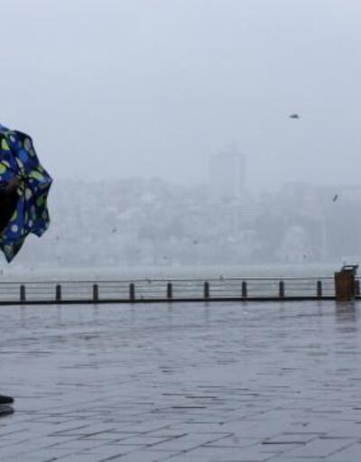 Marmara ve Ege için rüzgar uyarısı