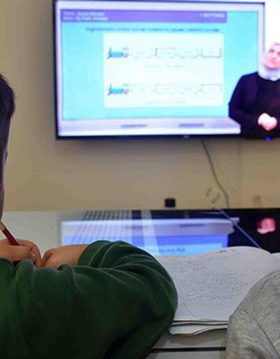 SON DAKİKA HABERLER: MEB'den uzaktan eğitim açıklaması: 8. ve 12. sınıflar....