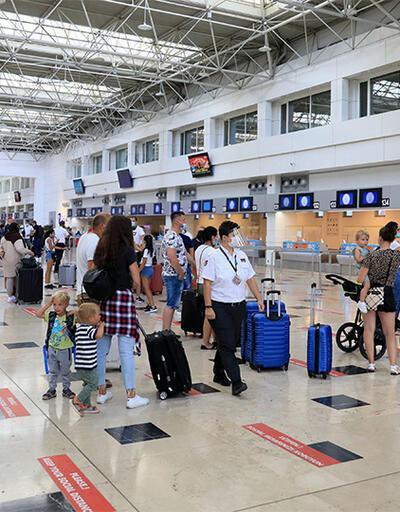 Antalya'da 45 günlük sınırlamanın faturası ağır oldu