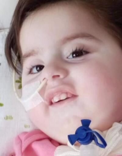 SMA'lı Ela'nın tedavisinde kritik sürece girildi