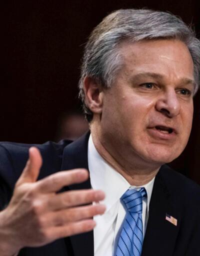 """FBI Direktörü Wray: """"Çin hakkında 'her 10 saatte bir' yeni soruşturma başlatılıyor"""""""