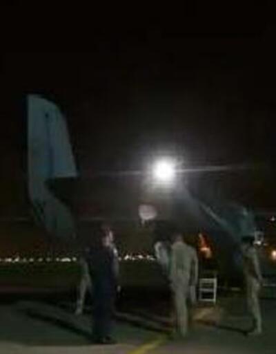 MSB: Polonya askerî personeli ve deniz karakol uçağı Adana'ya ulaştı