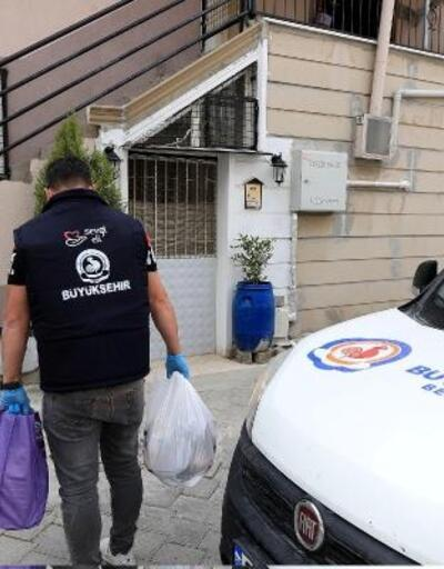 Denizli'de ihtiyaç sahibi ailelere 25 bin gıda paketi dağıtılacak
