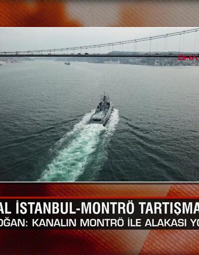 Yunan Bakan o şovu planladı mı? Kanal İstanbul-Montrö tartışmasında kim ne diyor? Akıl Çemberi'nde konuşuldu
