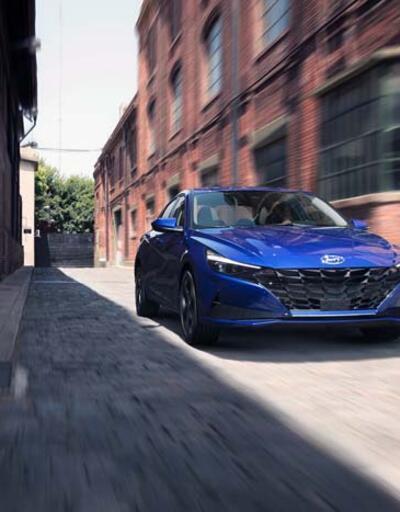 Hyundai Elantra 231.5 bin TL'den yola çıktı