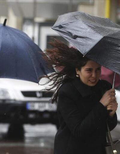 Ankara için kuvvetli fırtına uyarısı