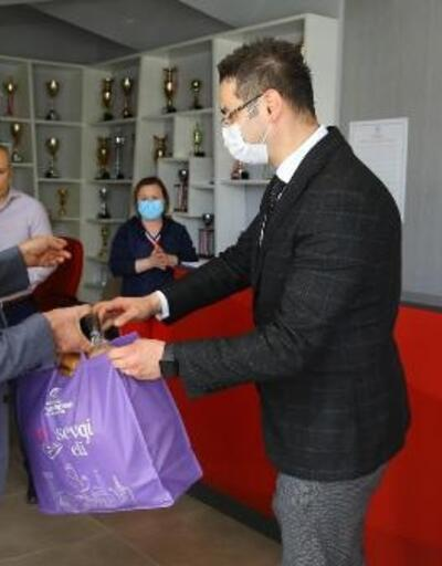Denizli'de çölyak hastalarını glütensiz gıda desteği yapıldı