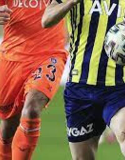 Başakşehir Fenerbahçe'yi ağırlıyor