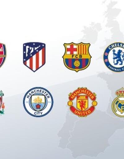 Avrupa Süper Lig kulüpleri FIFA'nın oyunundan çıkıyor