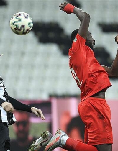 Sivasspor, Beşiktaş'ı ağırlıyor