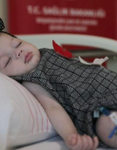 Masal Bebek başarılı operasyonla sağlığına kavuştu